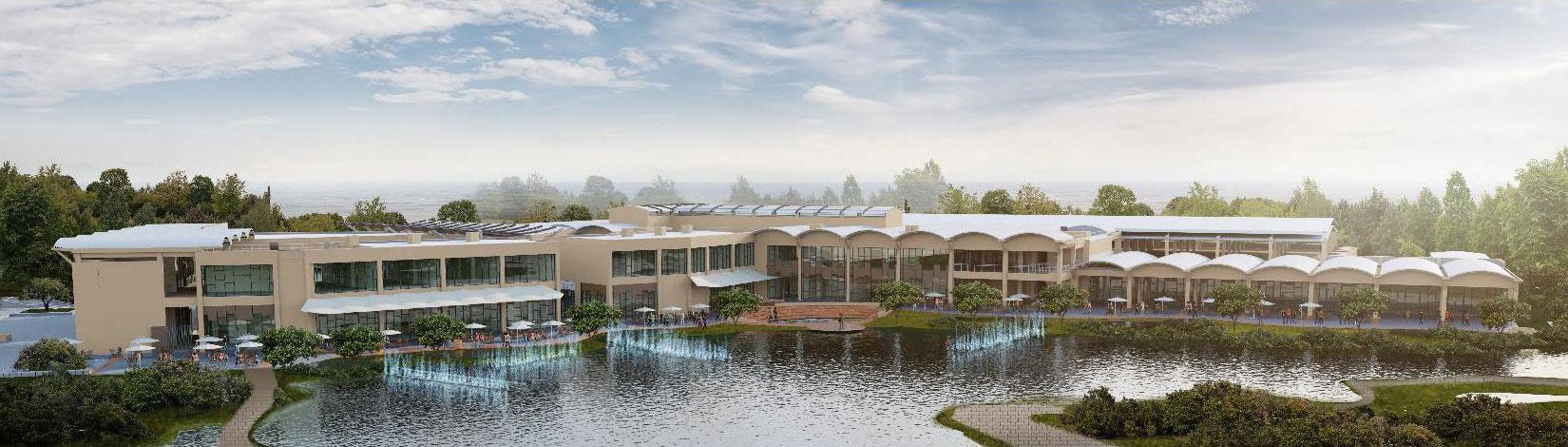 Karen Waterfront Ced Portfolio Shopping Property In Nairobi Kenya
